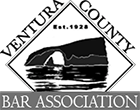 Logo Recognizing Steinberg Injury Lawyers's affiliation with the Ventura County Bar Association